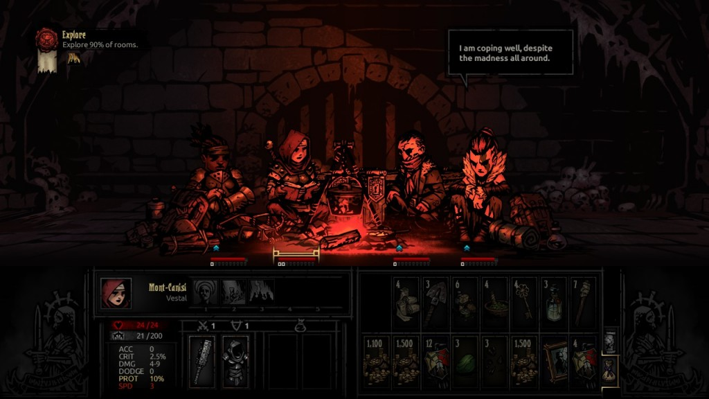 "This... Is the essence of ""IKR?"" in Darkest Dungeon."